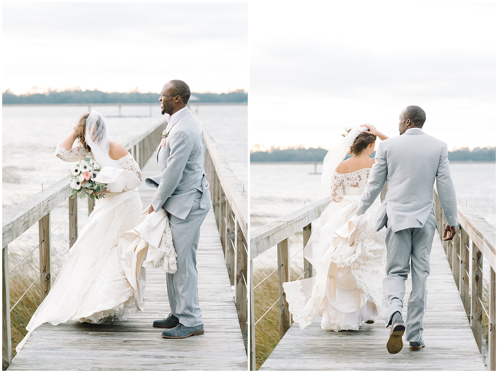 Wedding Photos at Lowndes Grove