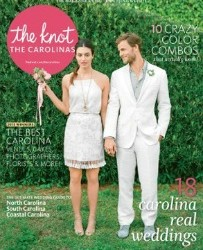 The Knot Cover for Christina Baxter Article Link