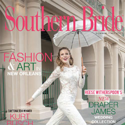 Southern Bride Cover for Christina Baxter Article Link